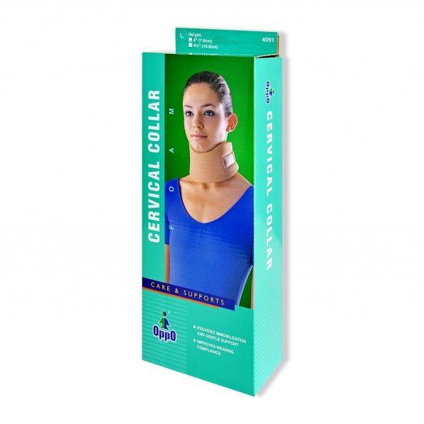 Colar Cervical de Alta Densidade - Oppo 4091