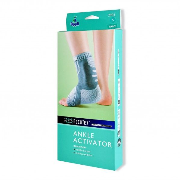 Protetor para Tendão de Aquiles Accutex - Oppo 2903