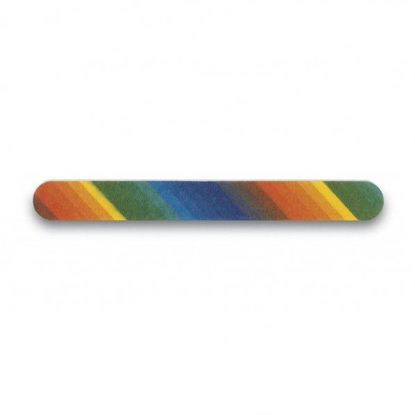 Lima Coridon Flexível 3 Usos 18 cm Multicolor - 3 Claveles