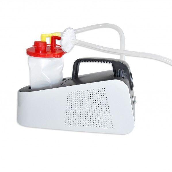 Saco Descartável para Aspirador Secreções - 1 litro
