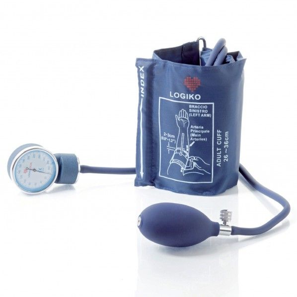 Esfigmomanómetro Aneroide DM330