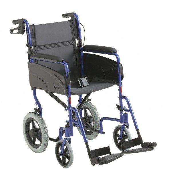 Cadeira Rodas alumínio Alu Lite