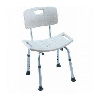 Cadeira de Banho Retangular com Pegas Cadizt