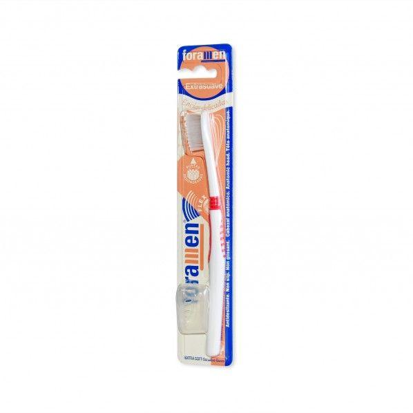 Escova de Dentes Extra Suave para Gengivas Delicadas - Foramen