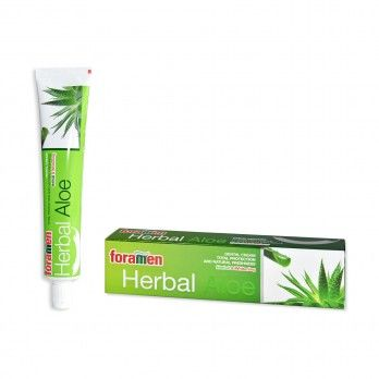 Pasta de Dentes Herbal Aloe 75 ml - Forament