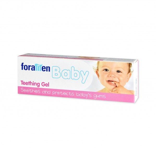 Gel Refrescante para Bebé 30 ml - Foramen