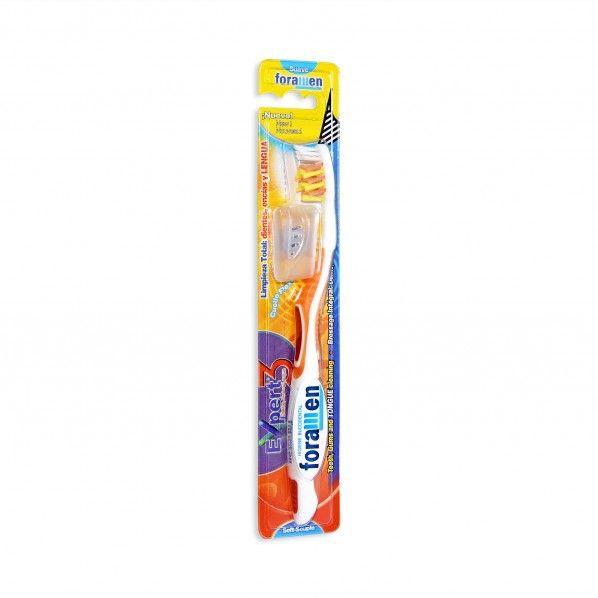 Escova de Dentes Expert 3 Extra Média - Foramen
