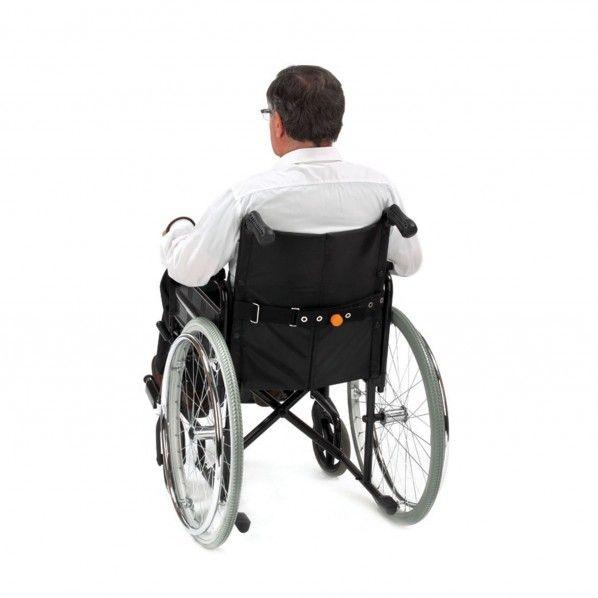 Cinto Imobilizador para Cadeira de Rodas Salvaclip Safe