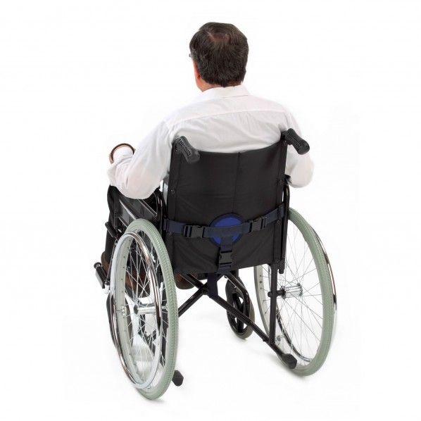 Cinto Imobilizador para Cadeira de Rodas Salvaclip Comfort