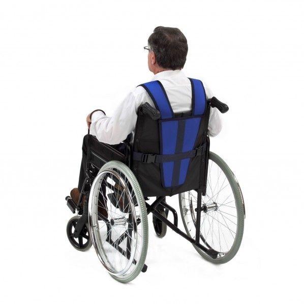 Colete Imobilizador para Cadeira de Rodas Salvaclip Comfort