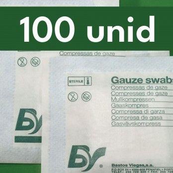 Compressas  Gaze Esterilizadast