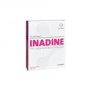 Inadine Compressa Impregnada Iodopovidonat