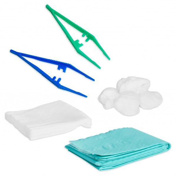 Kit Para Tratamento de Feridas nº 24 - Mediset