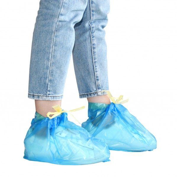 Sacos de Plástico com Atilhos