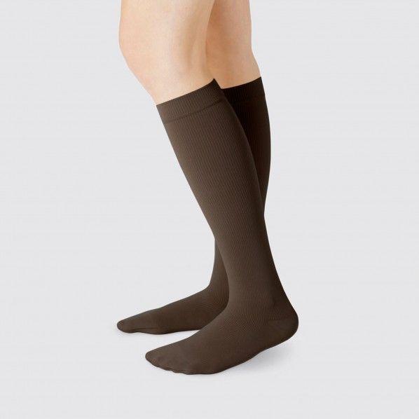 Grade I Compression Socks Grade I Cocoa III - Juzo® Soft 2021 AD