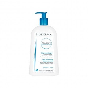Bioderma Atoderm Cleansing Cream 1Lt