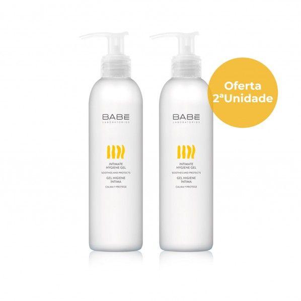 Babé Intimate Hygiene Gel 250 ml + 2nd Unit Offer