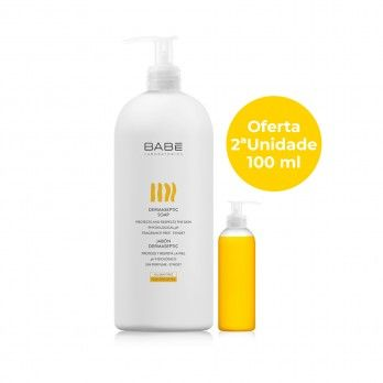 Babe Dermaseptic Shower Gel 1000 ml + 2nd Unit Offer 100 mlt