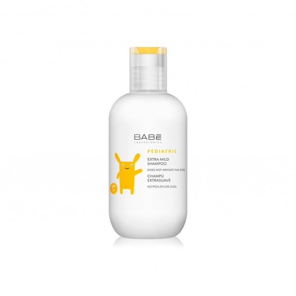 Babé Pediatric Extra Smooth Shampoo 200 ml