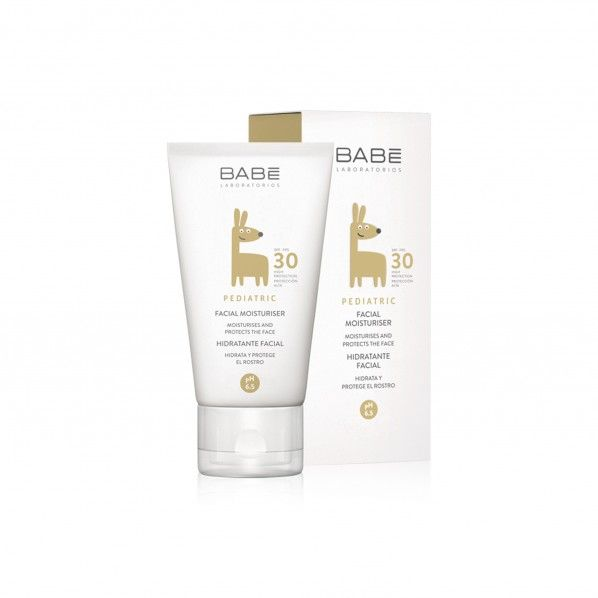 Babé Pediatric Creme Facial Hidratante SPF30 50 ml