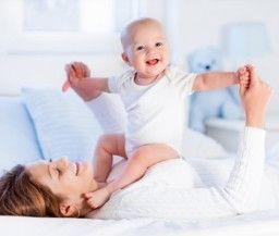 Bebé e Mamã