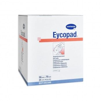 Eycopad Pensos Oculares 56 x 70 mm - 25 unidadest