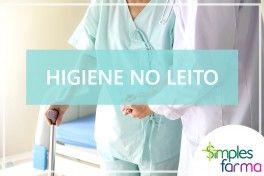 Higiene no Leito