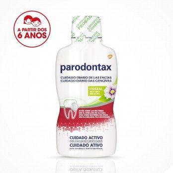 Parodontax Herbal Elixir Diário 500 mlt