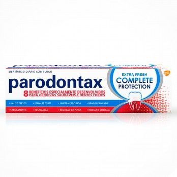 Parodontax Complete Protection Toothpaste 75mlt
