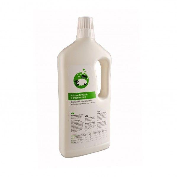 Detergente para Artigos de Pele Natural