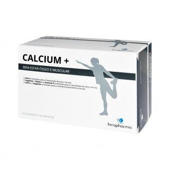 Terapharma Calcium+ 60 comprimidost