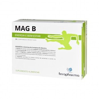 Terapharma Mag B 30 comprimidost
