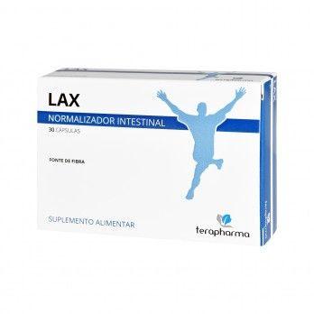 Terapharma Lax - 30 cápsulast