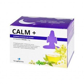 Terapharma Calm+ Infusão 20 Saquetast