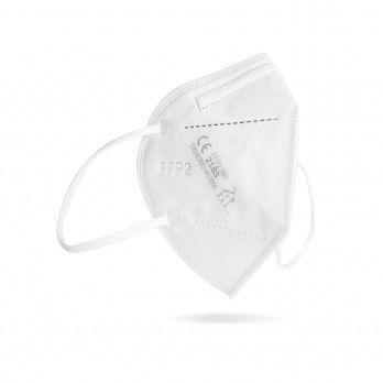 Semi-Mascara/Respirador FFP2 NR 5 Camadas -Cx.50t