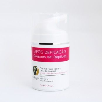 Creme Reparador Pós-depilação Natu'Or 50 mlt