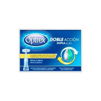 Optrex Monodoses para Olhos com Comichão -  20 unidadest
