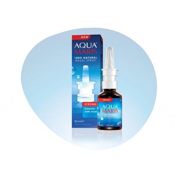 Aqua Maris Forte Solução Hipertónica - 30 ml