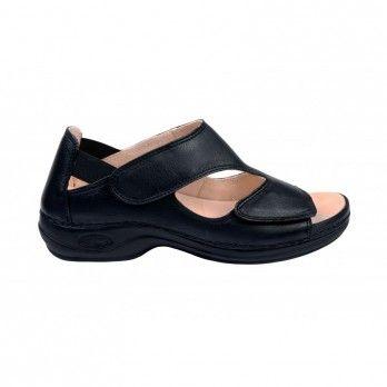 Sandálias para Senhora Confy Bermuda com Calcanhar Fechadot