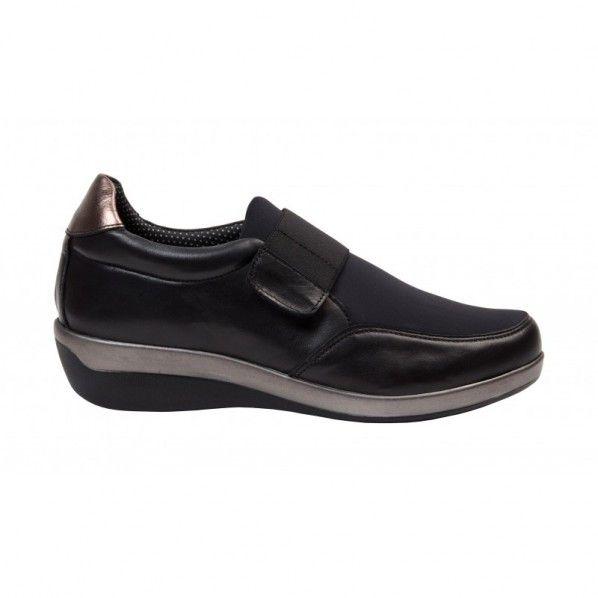 Sapatos para Senhora Licra e Tira Elástica Diabetic Maria