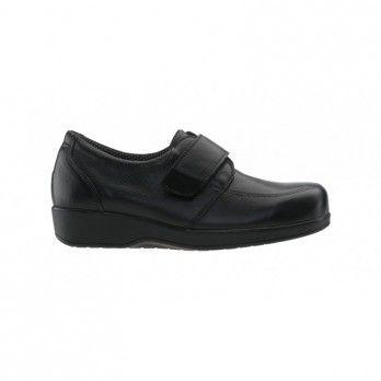 Sapatos para Senhora com Tira Ajustável Diabetic Walkt