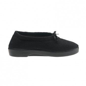 Sapatos para Senhora em Malha com Cordão Confy Pêssegot