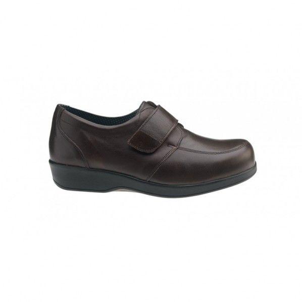 Sapatos para Senhora com Tira Ajustável Diabetic Walk