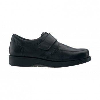 Sapatos para Homem com Tira Ajustável Diabetic Driftt