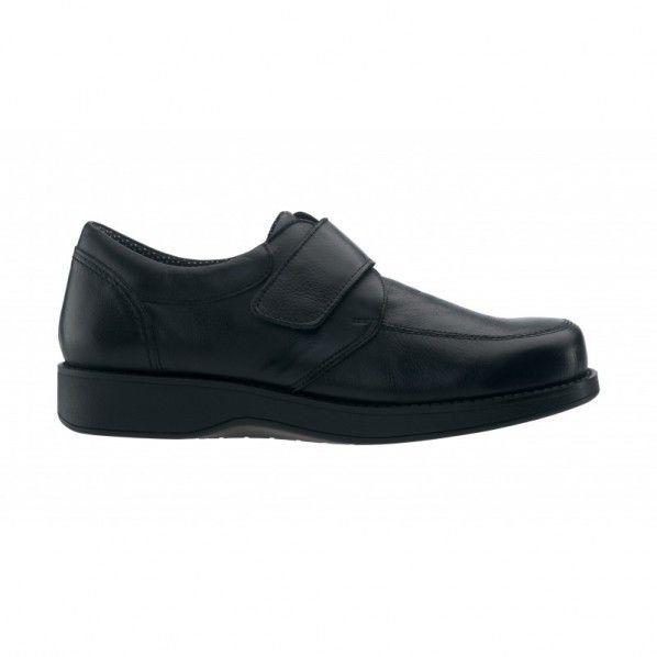 Sapatos para Homem com Tira Ajustável Diabetic Drift