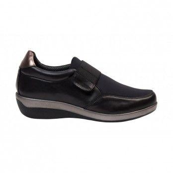 Sapatos para Senhora Licra e Tira Elástica Diabetic Mariat