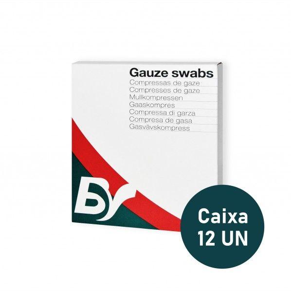 Compressas  Gaze Esterilizadas