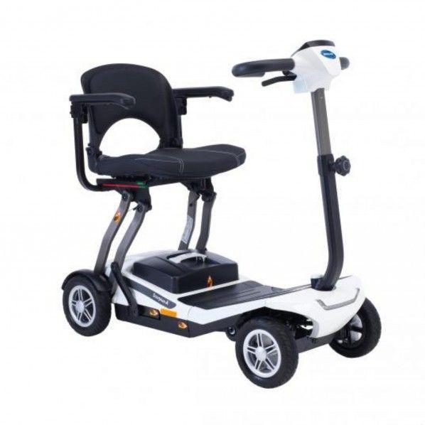 Scooter Elétrica de Mobilidade Scorpius-A