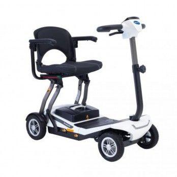 Scooter Elétrica de Mobilidade Scorpius-At