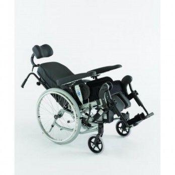 Cadeira de Rodas Rea Clematis Com Reclinação Elétricat